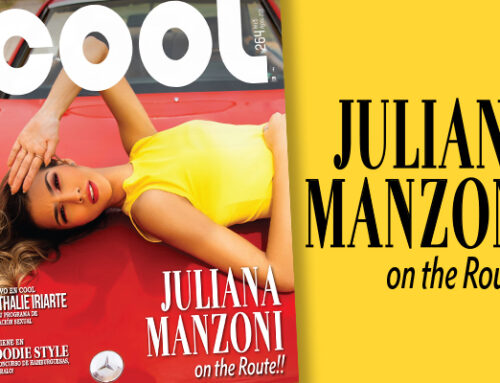 JULIANA MANZONI, ON THE ROUTE